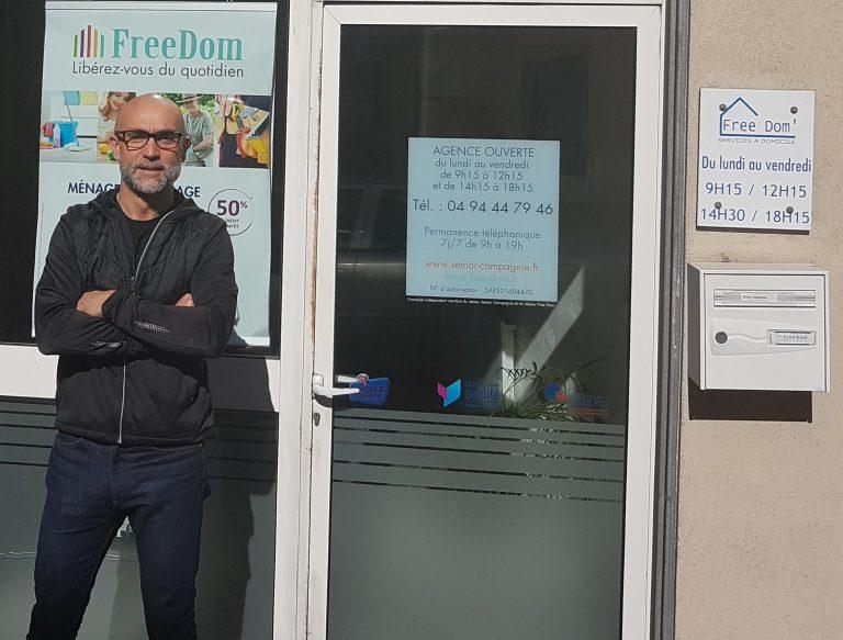 Rémy Labrude FreeDom St Raphael
