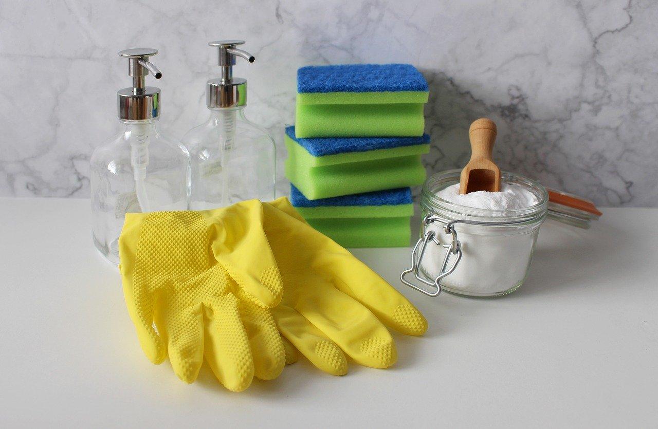 Utiliser le bicarbonate pour le ménage